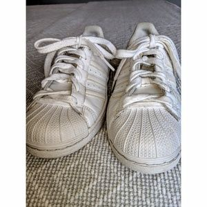 Adidas Superstar Foundation Cloud White Shoes 4/6